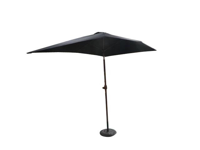 garden parasol umbrella patio outdoor sun shade aluminium. Black Bedroom Furniture Sets. Home Design Ideas