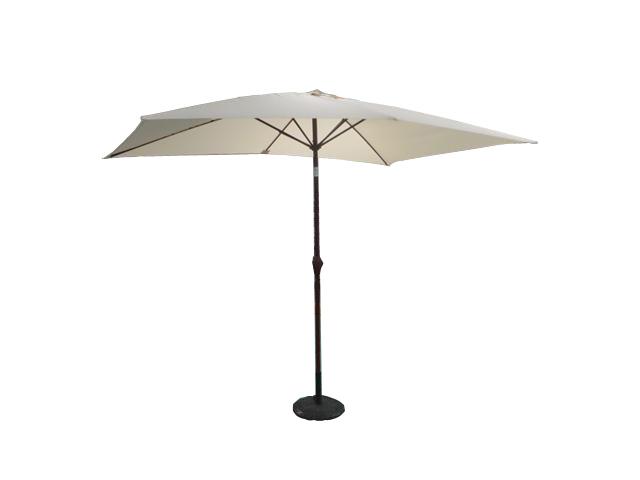 Garden parasol umbrella patio outdoor sun shade aluminium - Parasol deporte aluminium ...