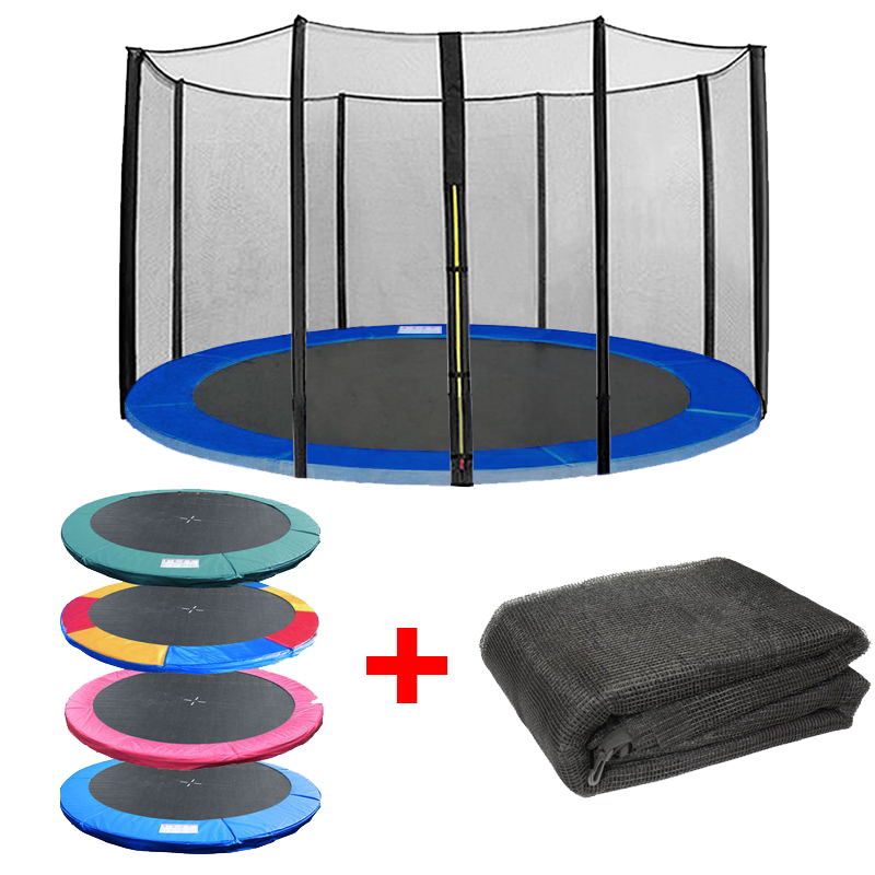Shop Gymax 14 Ft Trampoline Safety Pad Epe Foam Spring: Trampoline Replacement Spring Cover Padding Pad & Safety