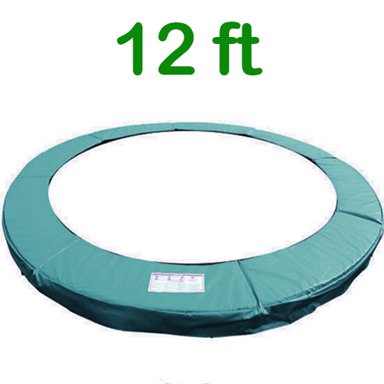 12 FT TRAMPOLINE REPLACEMENT PAD PADDING SPRING COVER FOAM
