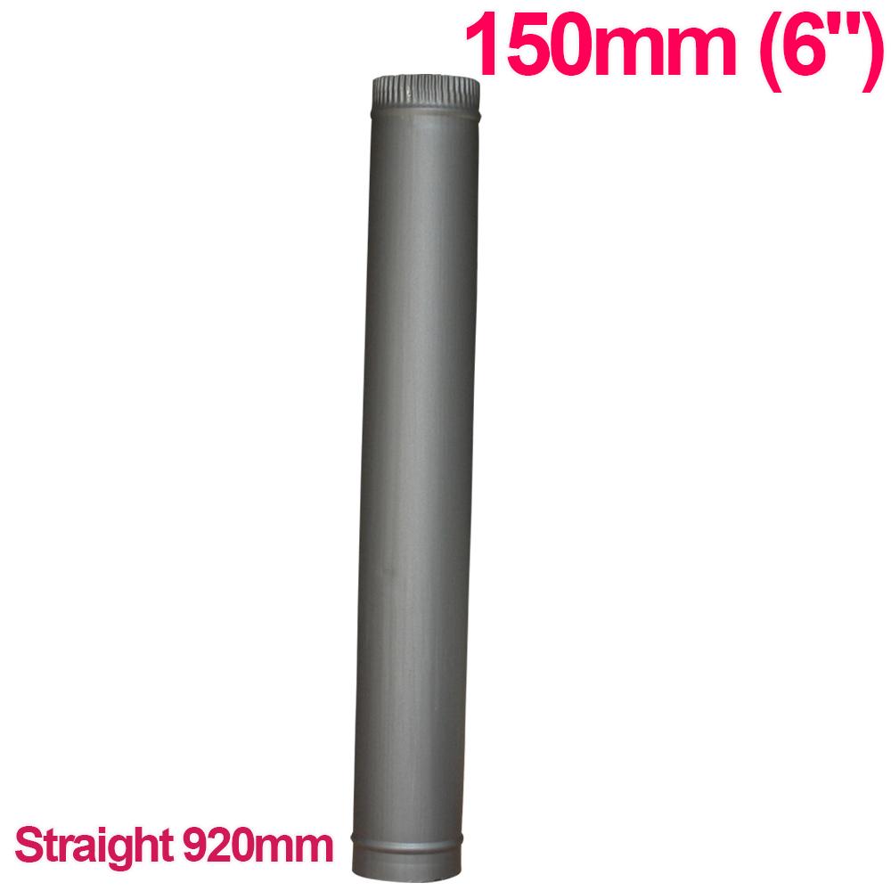 chimney flue pipe 150mm 6