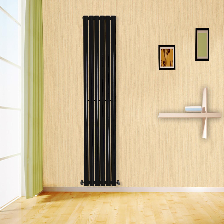 designer oval column bathroom radiators uk central heating. Black Bedroom Furniture Sets. Home Design Ideas