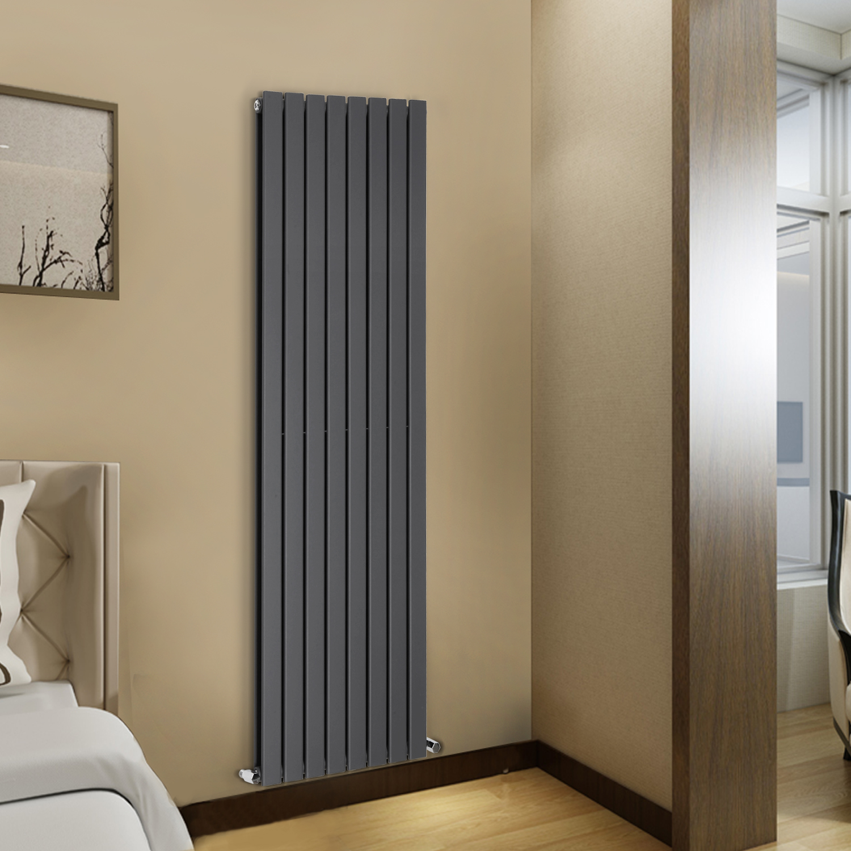 Designer flat panel radiator room heater uk centre heating for Room heating options
