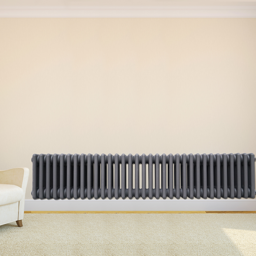 Traditional Cast Iron Radiator Vintage Room Central