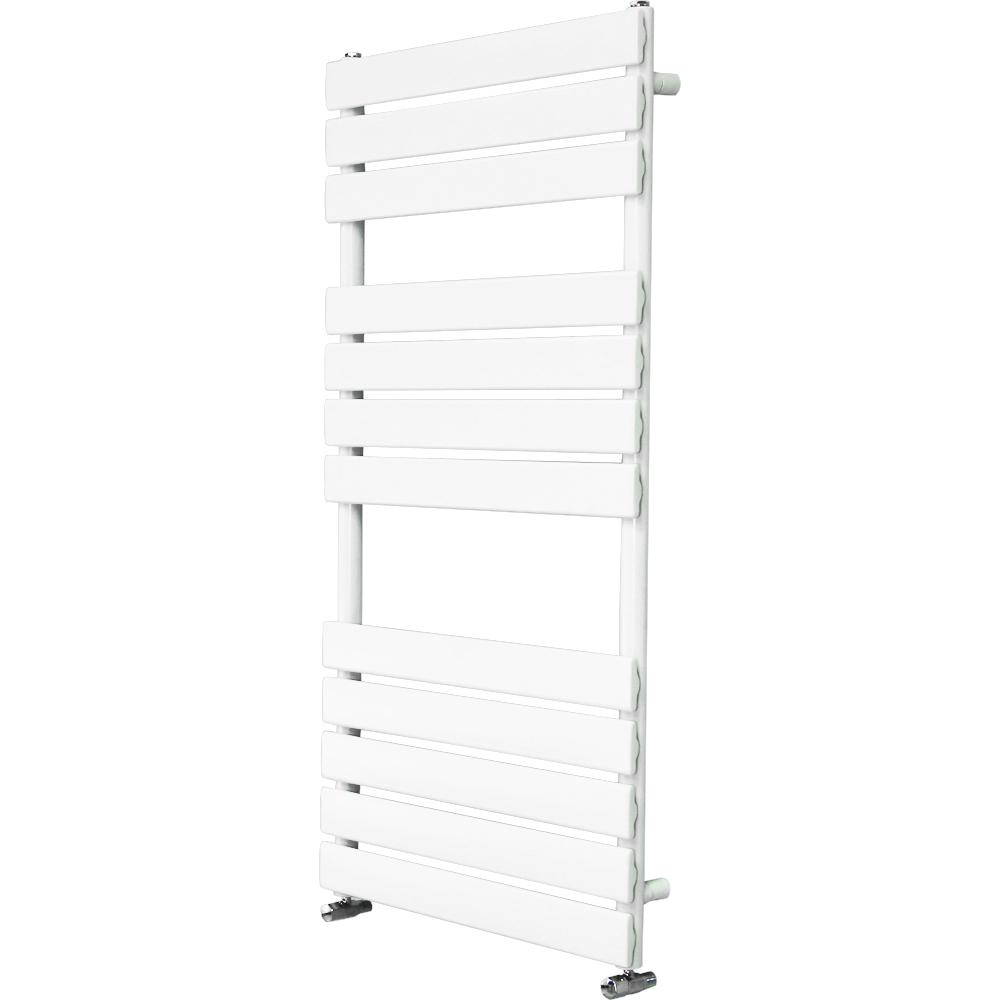 Heated Towel Rail Flat Panel Rad Radiator Bathroom Heater