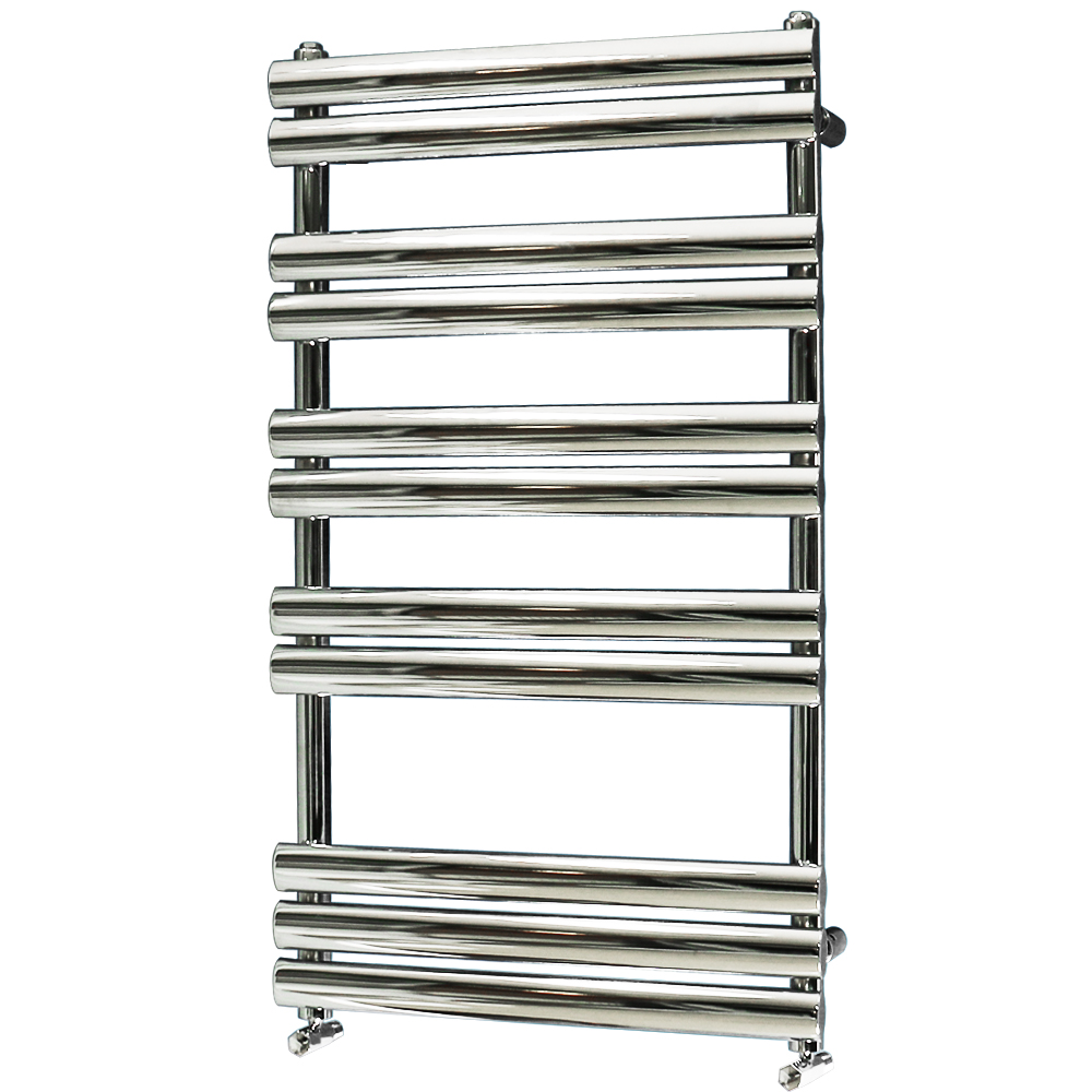 Heated Towel Rail Oval Column Rad Radiator Bathroom Heater ...