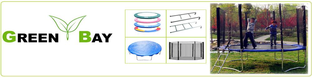 Coussin de protection des ressorts filet de s curit pour trampoline 244cm 30 - Coussin de protection trampoline 244 ...