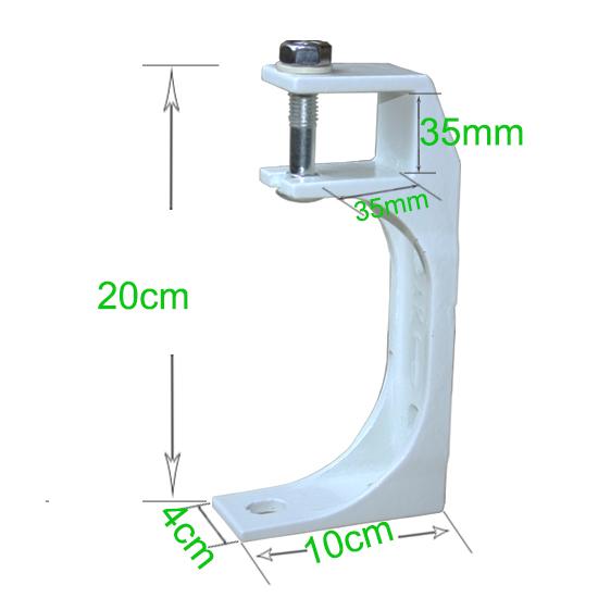 Standard Awning Bracket Fit 35mm Square Torsion Bar