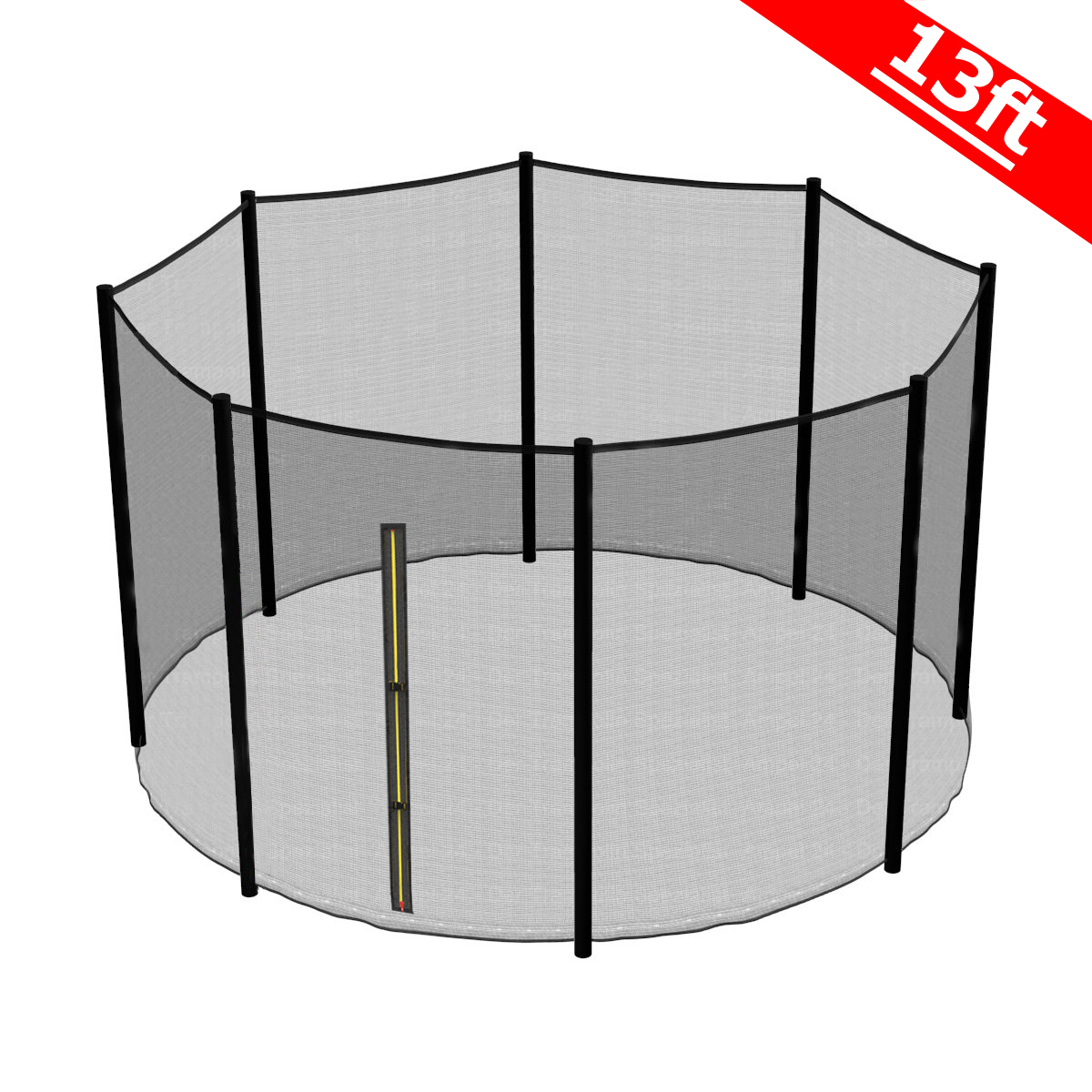 13FT TRAMPOLINE Replacement Safety Net Enclosure Surround