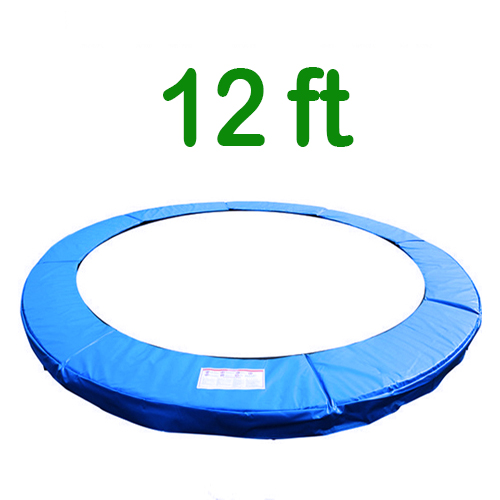 Round Trampoline Mat Spare Parts Replacement For 12 13 14: Trampoline Replacement Pad Safety Padding Spring Cover 6 8