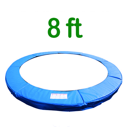 Trampoline Replacement Pad Safety Padding Spring Cover 8ft