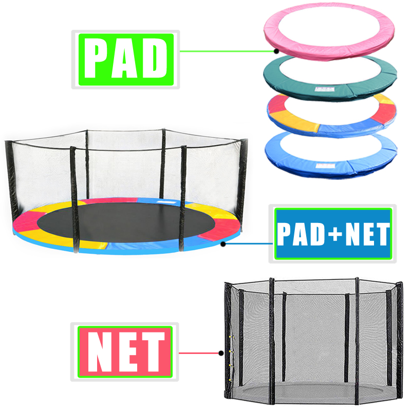 Replacement Trampoline Spring Cover Padding Pads Safety