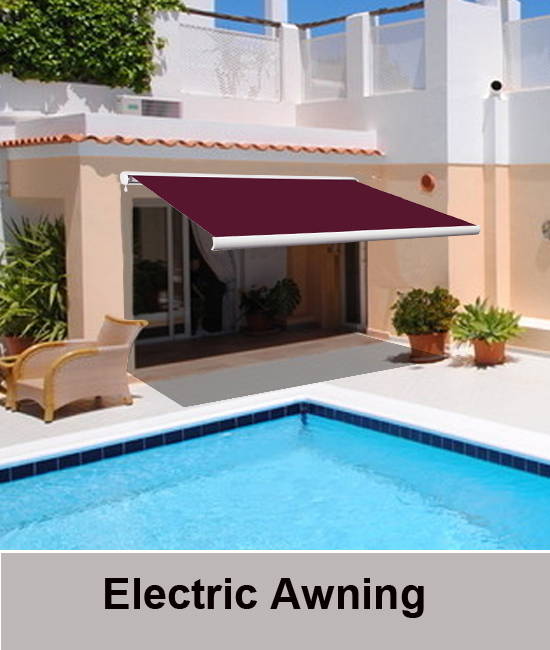 Garden Patio Awning Canopy Sun Shade Shelter Replacement ...