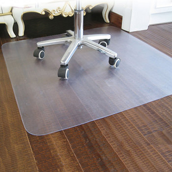 frosted office chair mat home floor protector massage