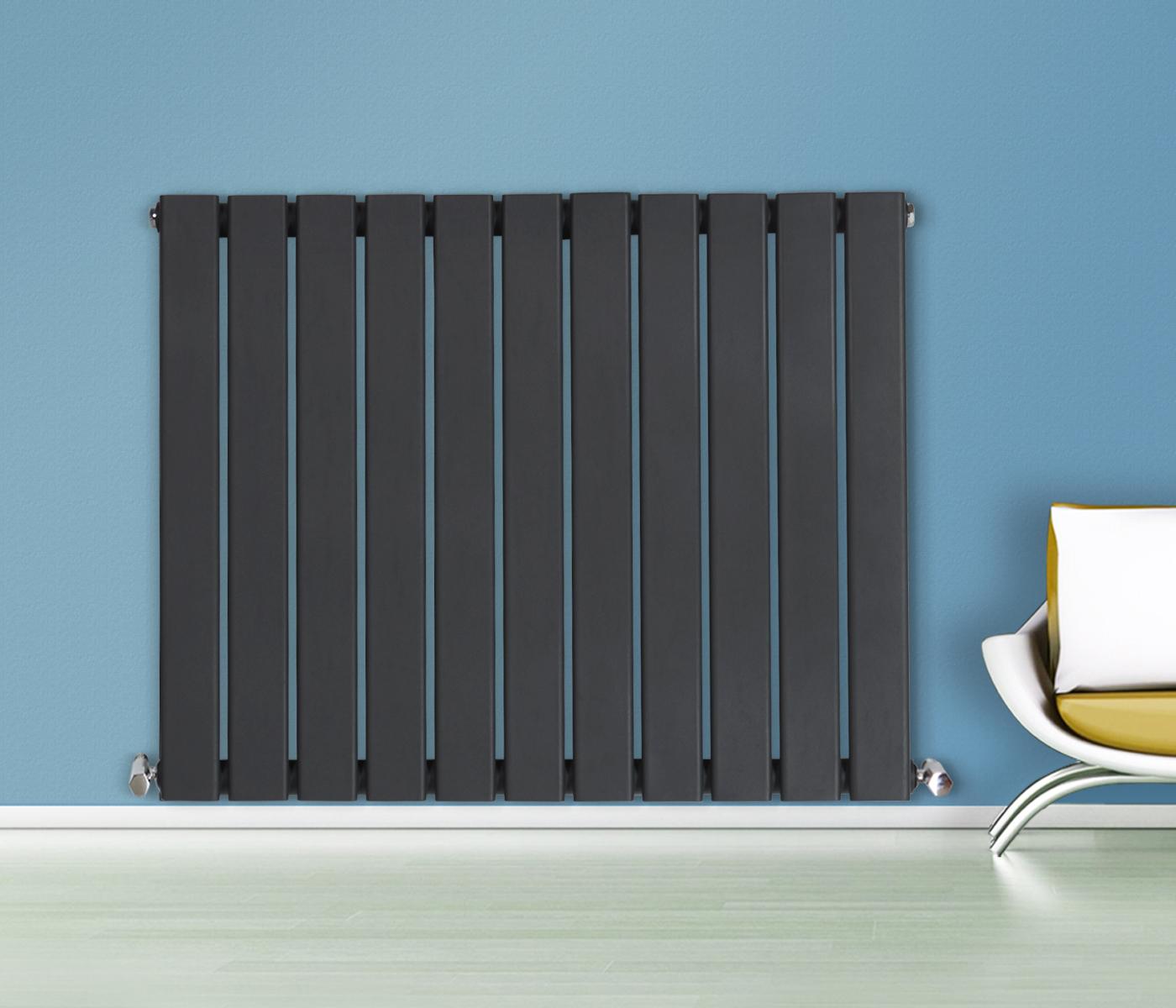flat panel column designer modern bathroom radiators. Black Bedroom Furniture Sets. Home Design Ideas
