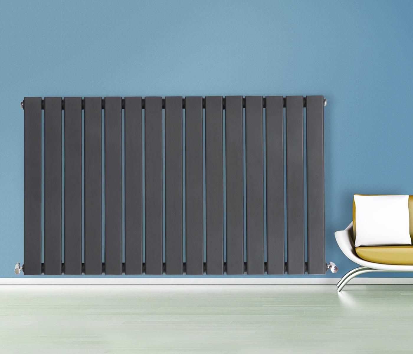 Flat Panel Column Designer Modern Bathroom Radiators ...