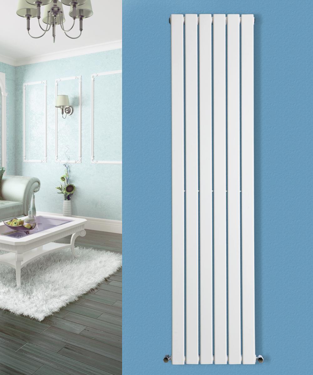 Flat Panel Column Designer Modern Bathroom Radiators Central