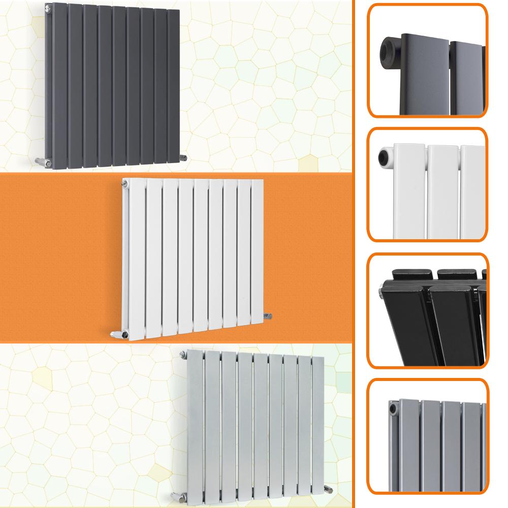 Designer Radiator Flat Panel Column Bathroom Heater