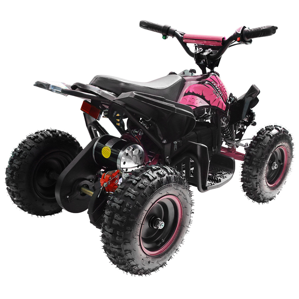 "Street Bike Quad: LEOPARD 6"" 36V 800W Electric Kids ATV CHILDREN RIDE ON"