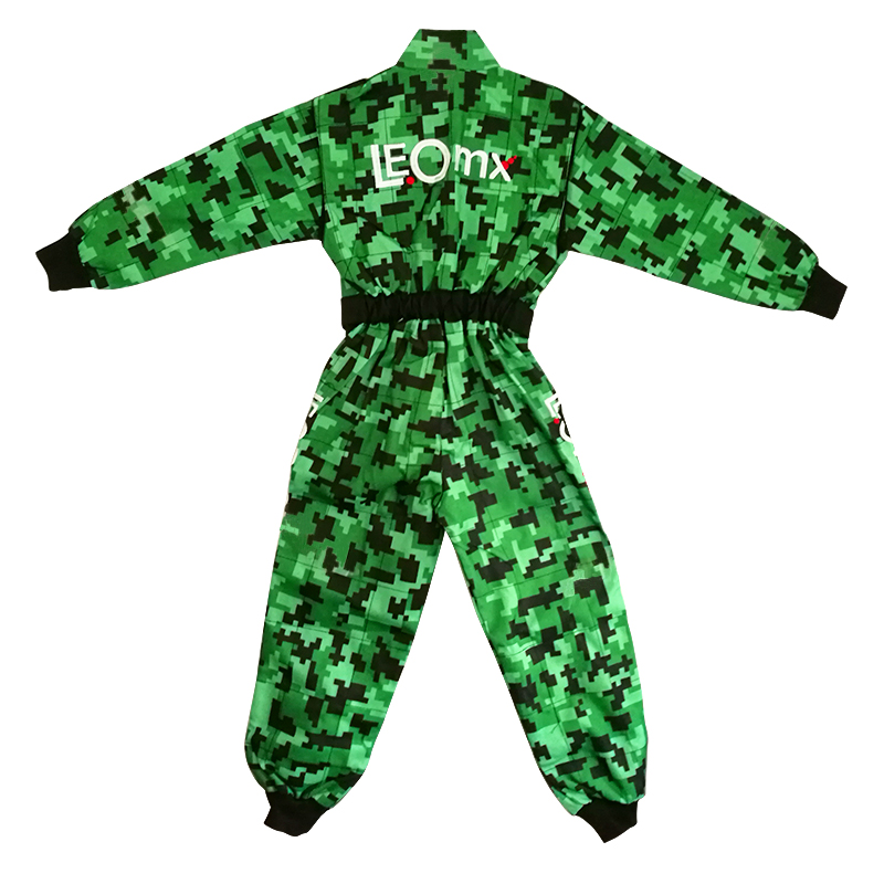 Motocross-costume-de-Moto-Enfants-QUAD-ATV-Enduro-XS-XXL-Bicyclette-une-piece