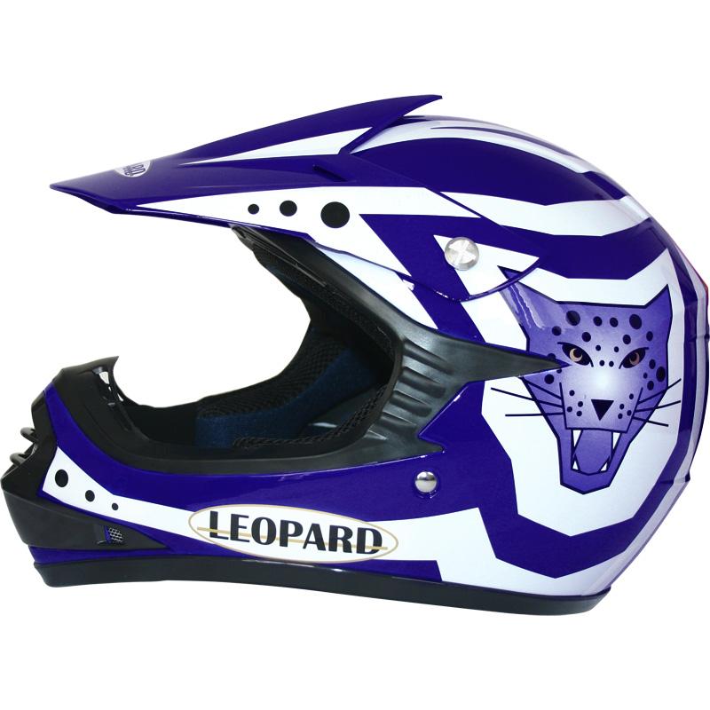 leopard leo x17 casque bol de motocross crash enfants. Black Bedroom Furniture Sets. Home Design Ideas