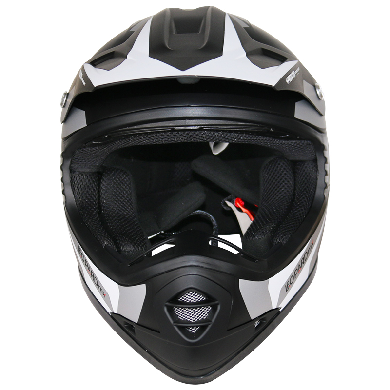 LEOPARD-LEO-X19-Enfants-Casque-de-Moto-Cross-Gants-Off-Road-Bike-Quad miniature 35