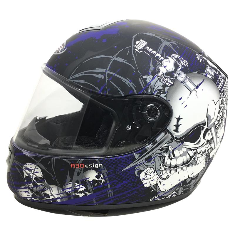 Viper-RSV250-Polycarbonate-Casque-Moto-Casque-Integraux-ECE22-05-XS-XL