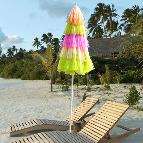 sonnenschirm hawaii strandschirm gartenschirm balkonschirm schirm kippbar ebay. Black Bedroom Furniture Sets. Home Design Ideas