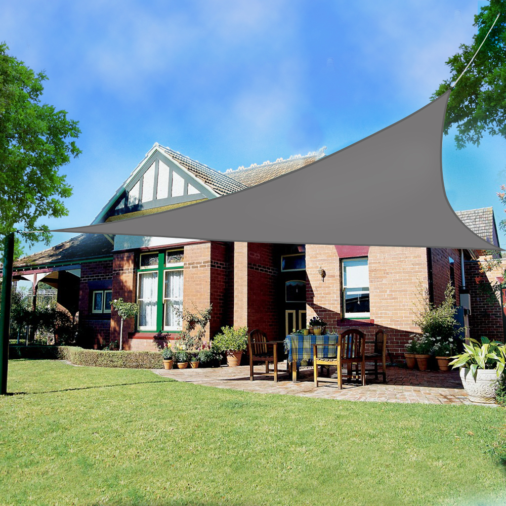 Sun Shade Sail Garden Patio Sunscreen Awning Canopy