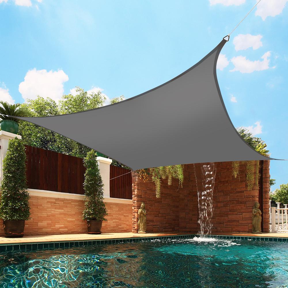 Sun Shade Sail Garden Patio Sunscreen Awning Canopy Shade