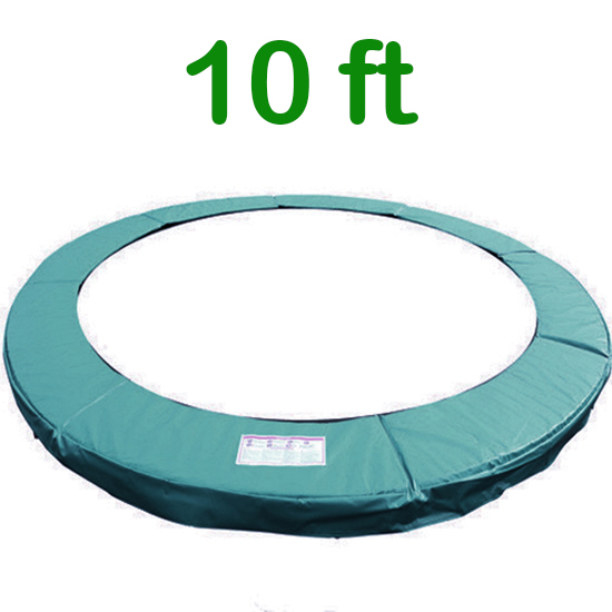 10 FT TRAMPOLINE REPLACEMENT PAD PADDING SPRING COVER FOAM