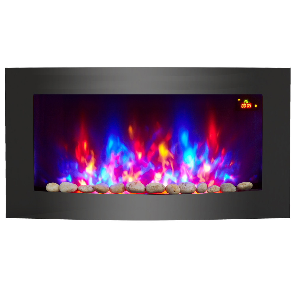 thumbnail 10 - Modern Electric Fireplace Heater Fire Place Flame Effect Stove Living Room