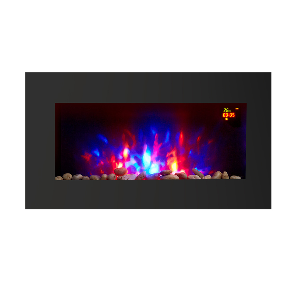 thumbnail 18 - Modern Electric Fireplace Heater Fire Place Flame Effect Stove Living Room