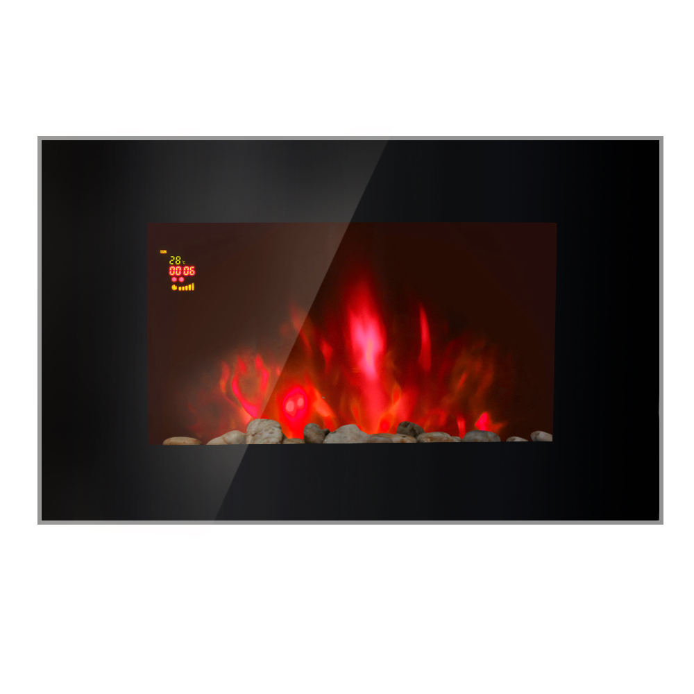 thumbnail 19 - Modern Electric Fireplace Heater Fire Place Flame Effect Stove Living Room
