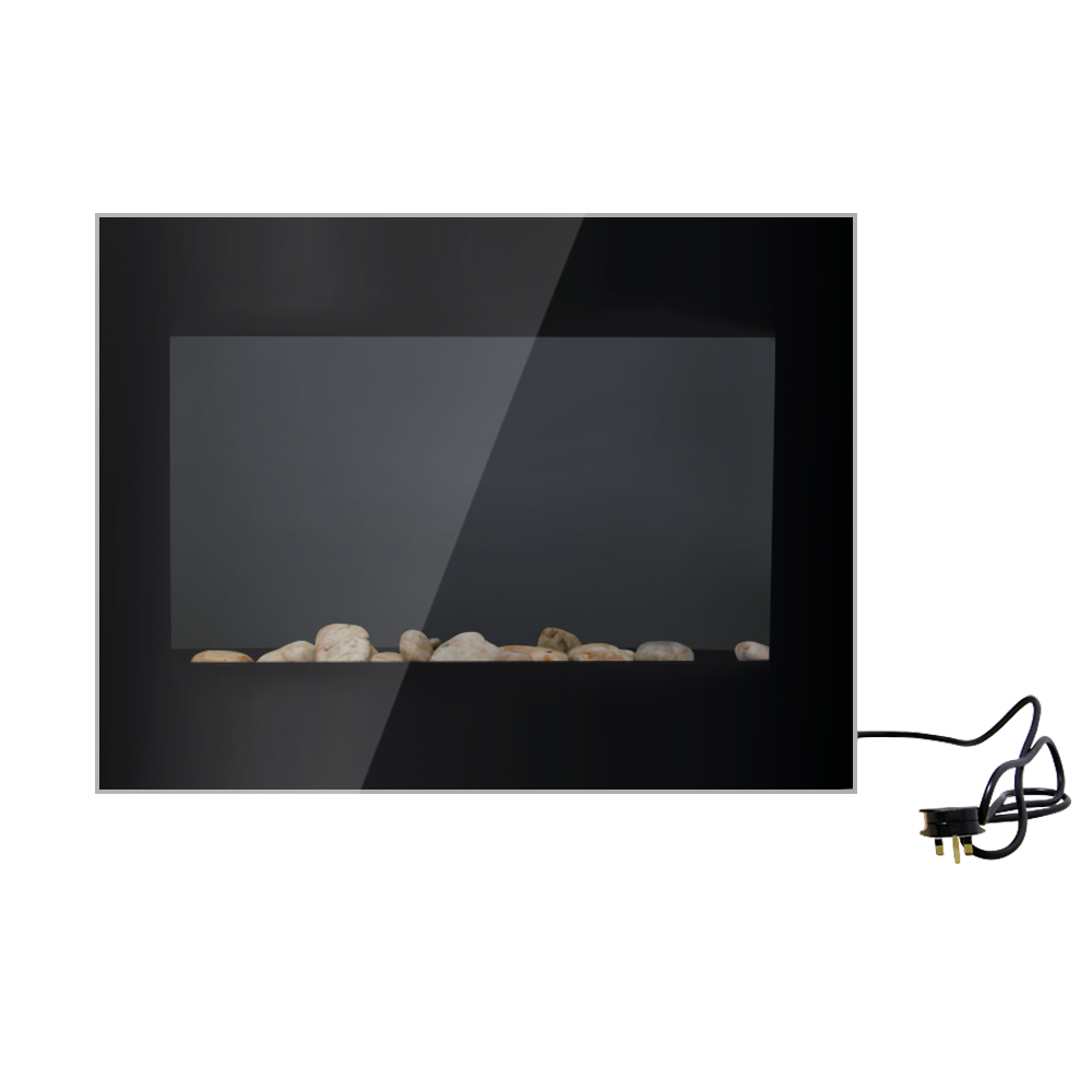 thumbnail 21 - Modern Electric Fireplace Heater Fire Place Flame Effect Stove Living Room
