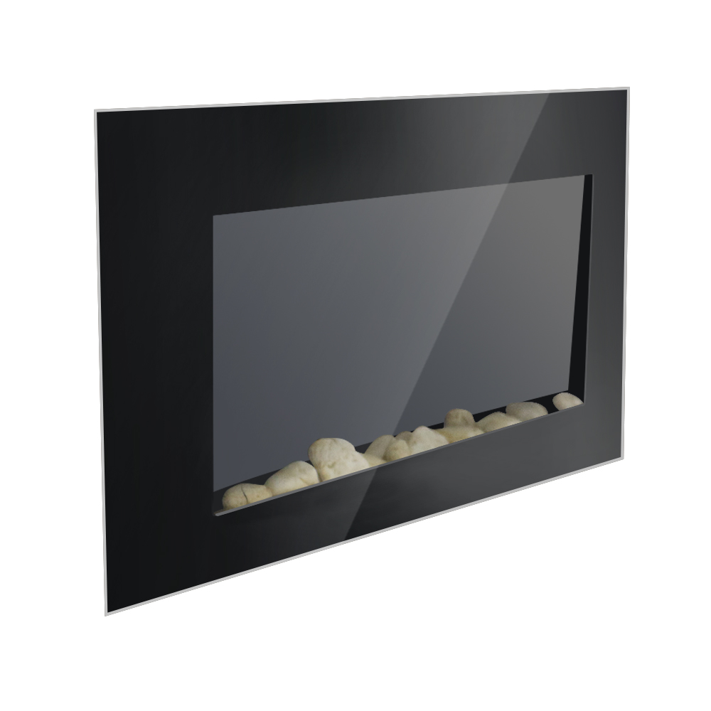 thumbnail 22 - Modern Electric Fireplace Heater Fire Place Flame Effect Stove Living Room
