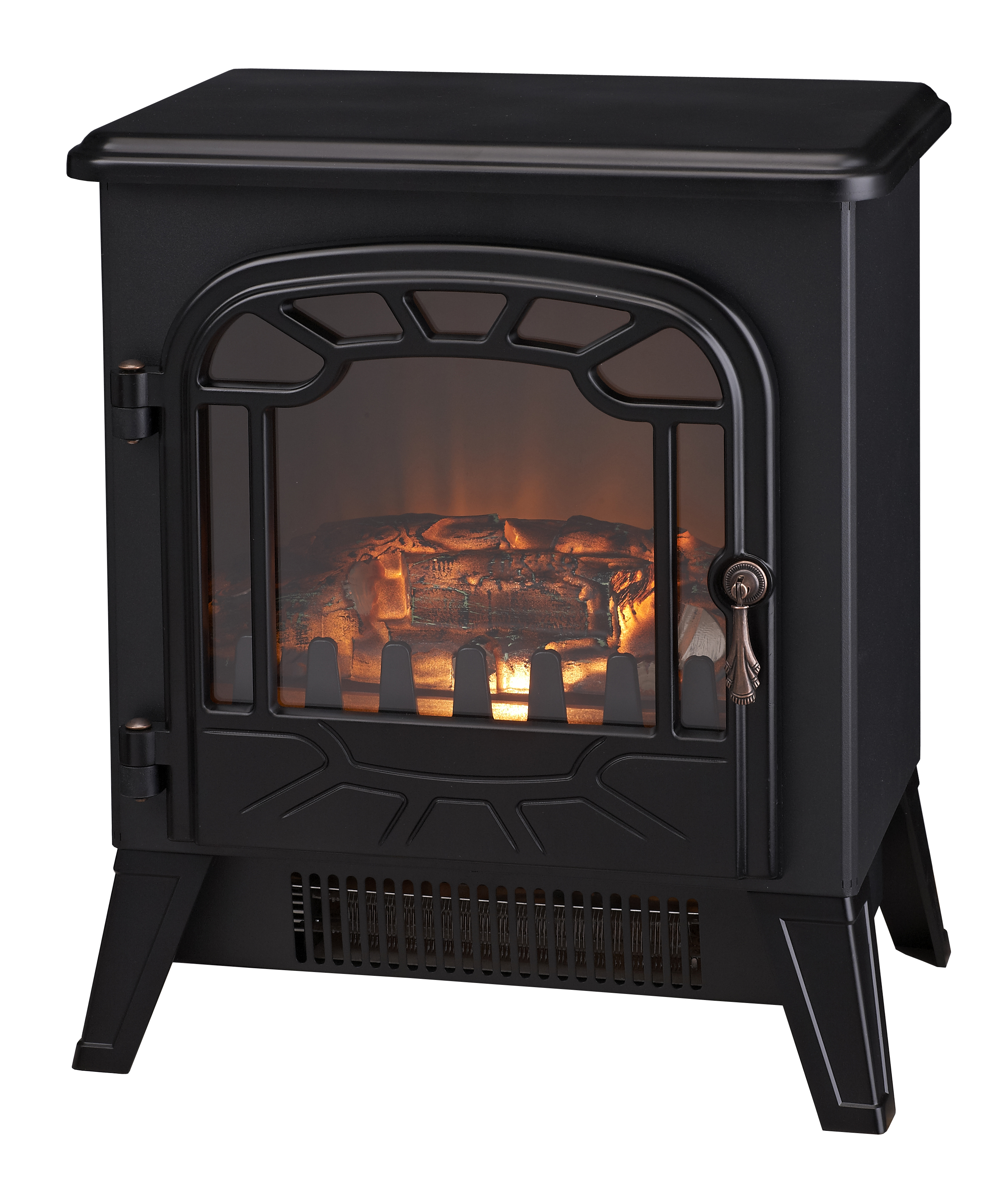thumbnail 52 - Modern Electric Fireplace Heater Fire Place Flame Effect Stove Living Room