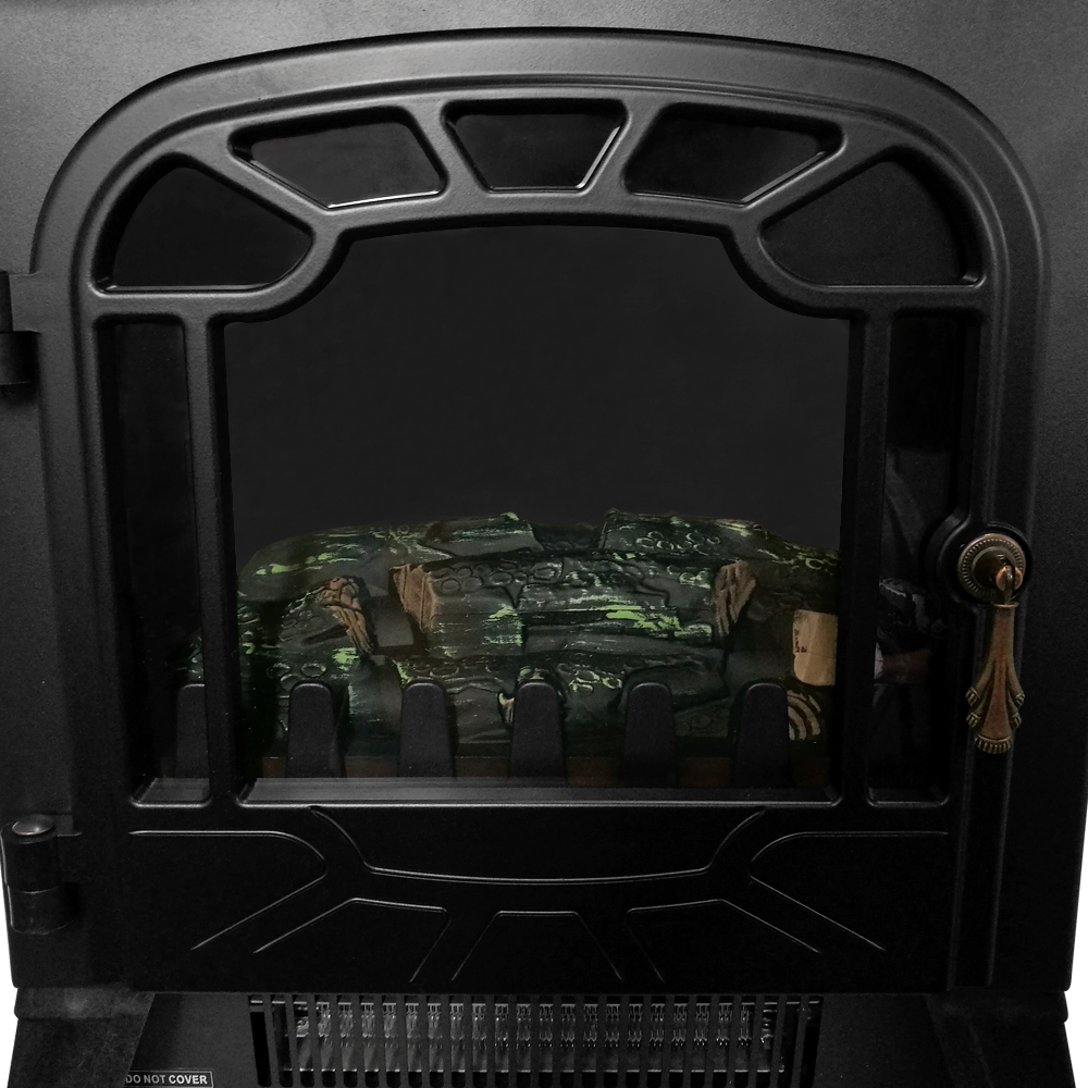 thumbnail 57 - Modern Electric Fireplace Heater Fire Place Flame Effect Stove Living Room