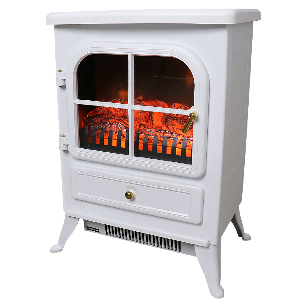 thumbnail 36 - Modern Electric Fireplace Heater Fire Place Flame Effect Stove Living Room