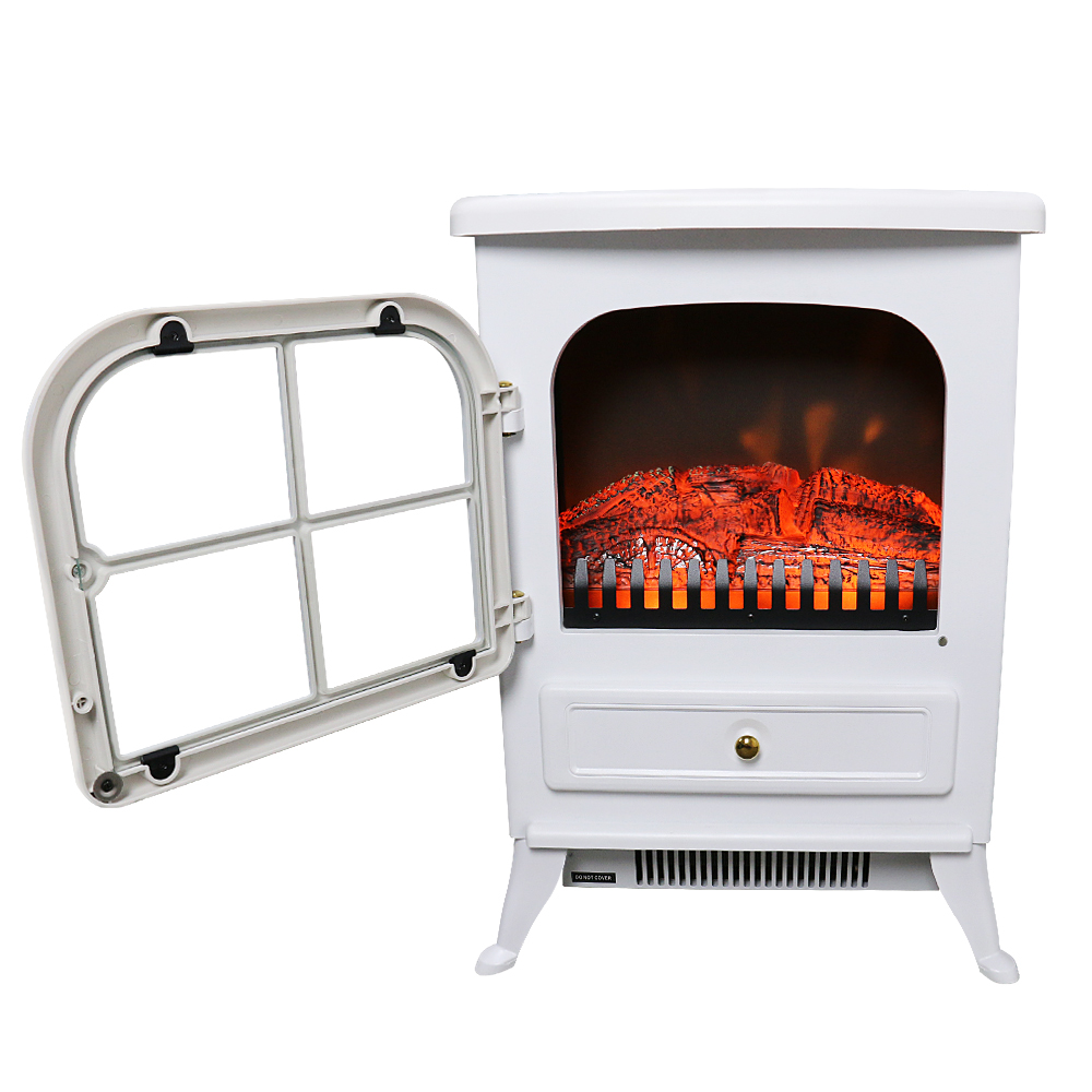 thumbnail 37 - Modern Electric Fireplace Heater Fire Place Flame Effect Stove Living Room