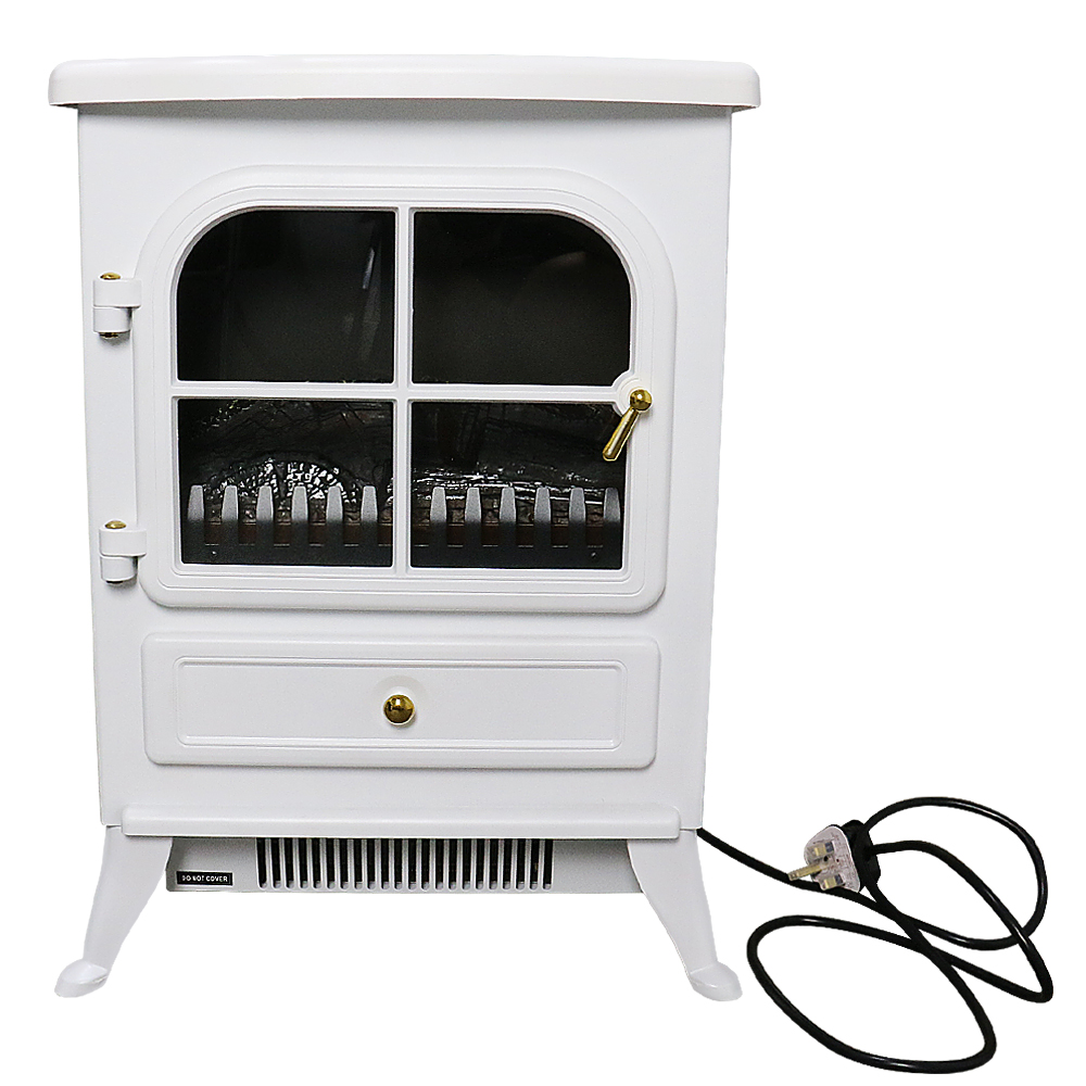 thumbnail 38 - Modern Electric Fireplace Heater Fire Place Flame Effect Stove Living Room