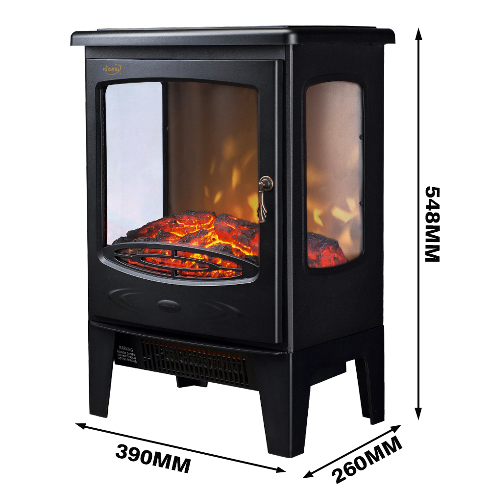 thumbnail 45 - Modern Electric Fireplace Heater Fire Place Flame Effect Stove Living Room