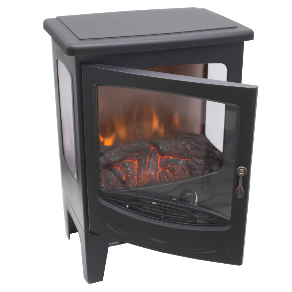 thumbnail 46 - Modern Electric Fireplace Heater Fire Place Flame Effect Stove Living Room