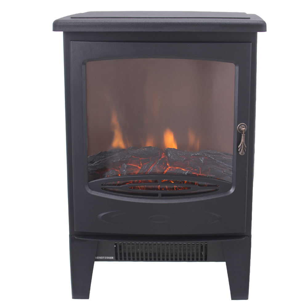 thumbnail 47 - Modern Electric Fireplace Heater Fire Place Flame Effect Stove Living Room