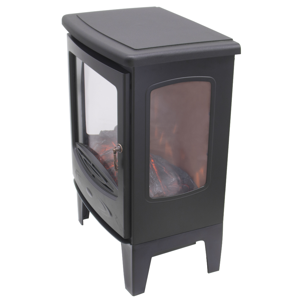 thumbnail 48 - Modern Electric Fireplace Heater Fire Place Flame Effect Stove Living Room