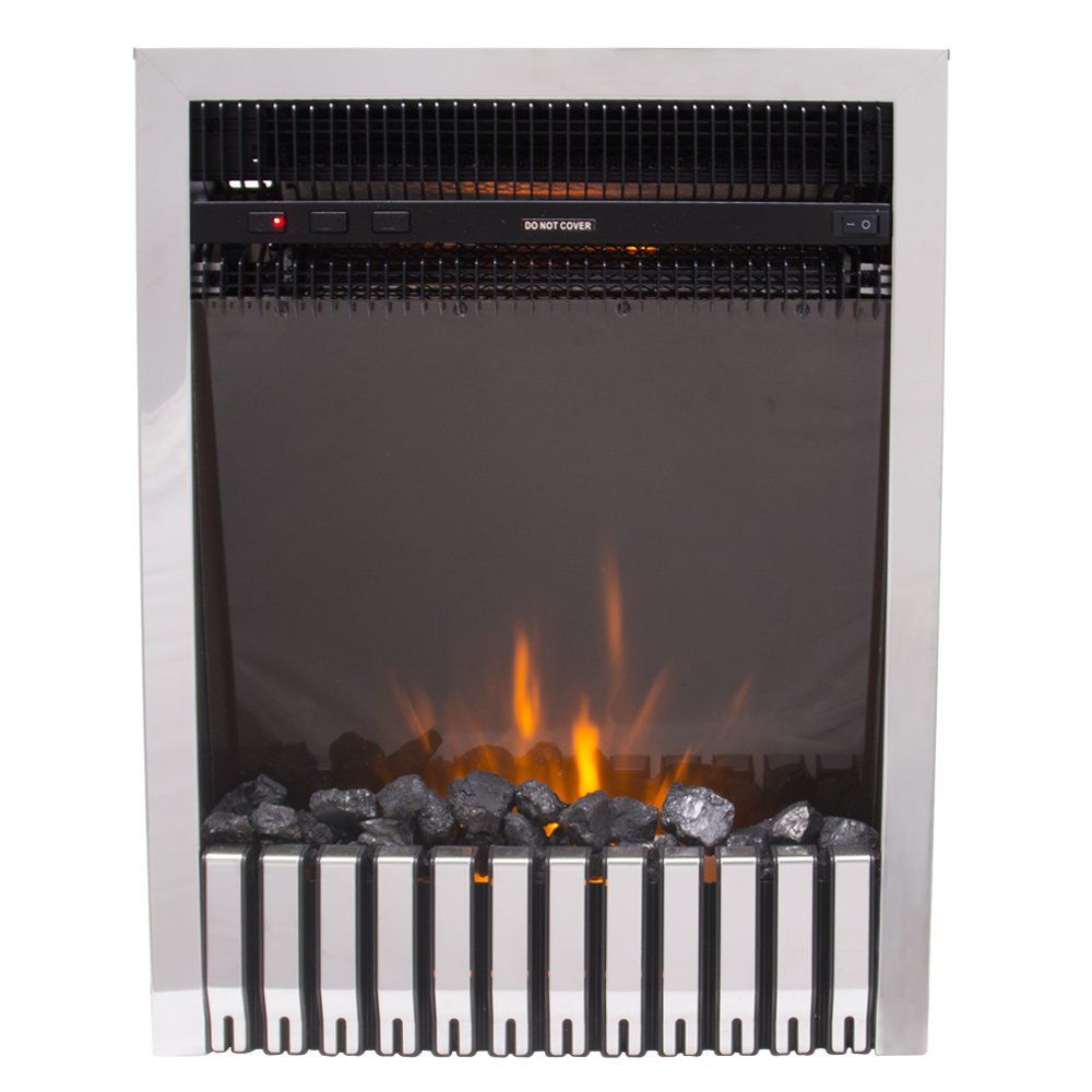 thumbnail 29 - Modern Electric Fireplace Heater Fire Place Flame Effect Stove Living Room