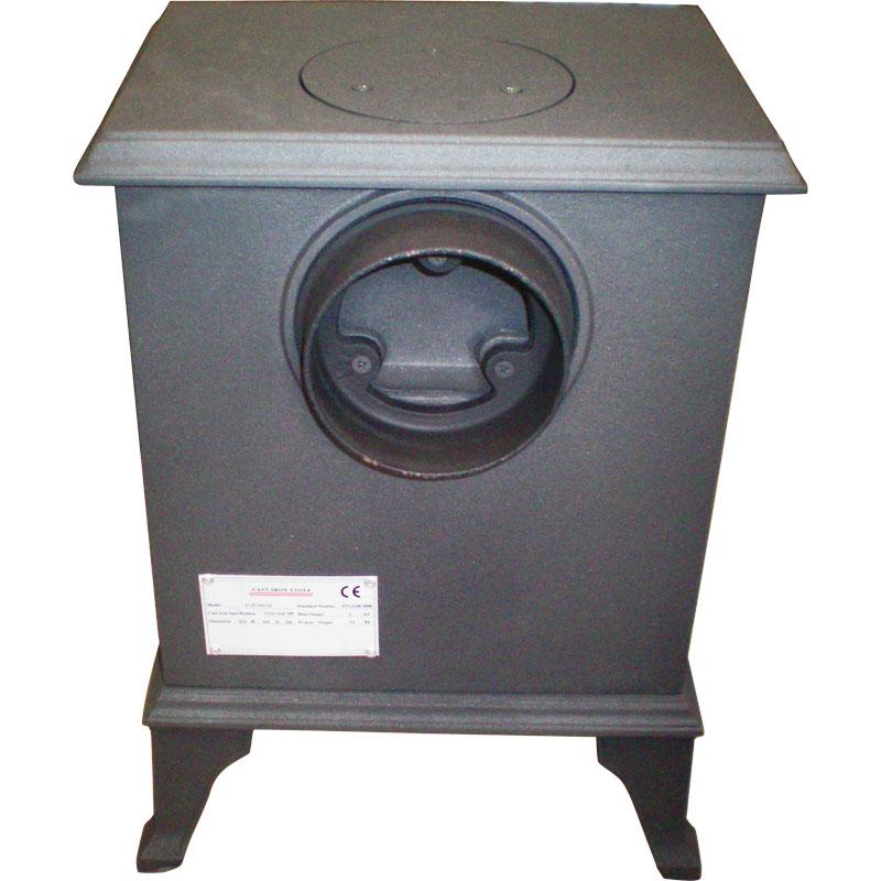 Saxilby 6 5kw Cast Iron Wood Log Burner Multifuel