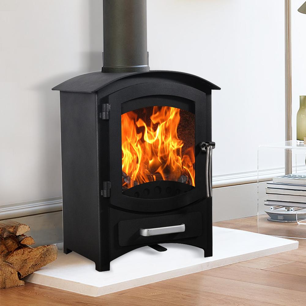 Wellingore 6 22kw Log Burner Multifuel Wood Burning Stove