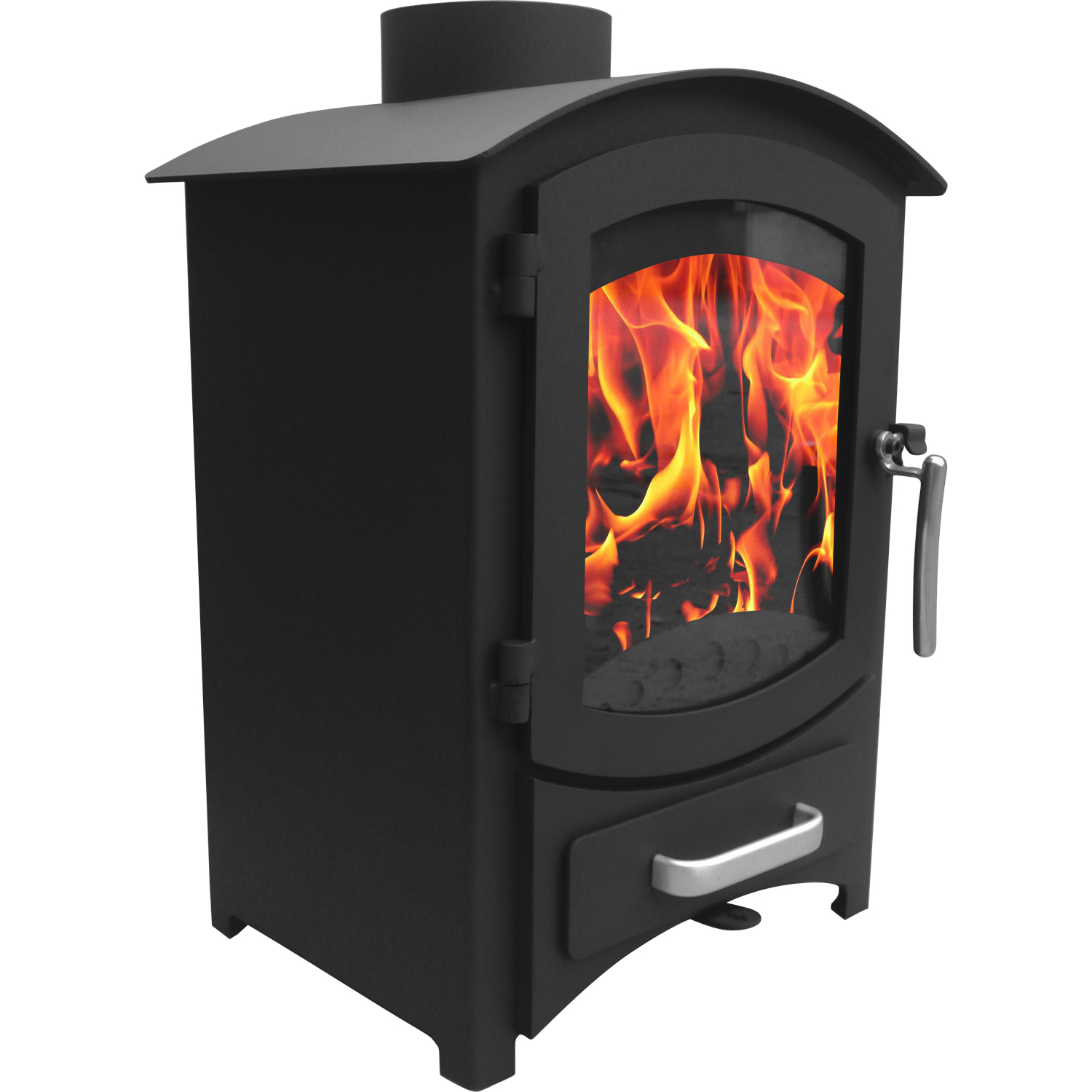 Wellingore 6 22kw Log Burner Multifuel Wood Burning Stove