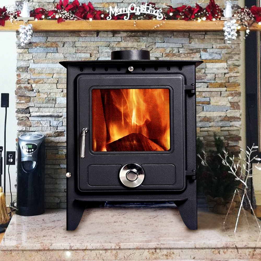 Reepham Multifuel Clean Burn Log Burning Steel Wood Burner Stove Fireplace New Ebay